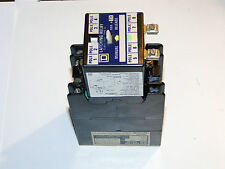 SQ-D (8501 LO-40-LL) 8 POLE  AC MECH LATCH  RELAY NEW  IN BOX