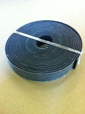 Gummistreifen 15x1x1200 mm einseitig selbstklebend Anti-Rutsch Unterlage