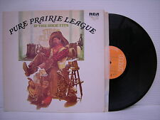 Pure Prairie League - If The Shoe Fits, RCA Victor RS-1040 Price Code HH, Ex