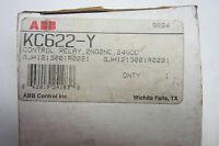NEW ABB KC622-Y CONTROL RELAY KC622Y