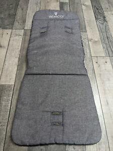 Venicci Padded Seat Liner -  Denim Grey Colour - No zip version