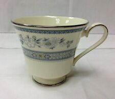 """MINTON """"PENROSE"""" TEACUP ONLY 3"""" HIGH / IVORY BONE CHINA MADE IN ENGLAND NEW"""