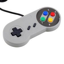 Super Nintendo SNES USB GAME Controller Gamepad Joypad for PC Mac Windows PAD