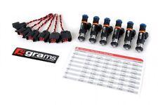 GRAMS Fuel Injector Kit 1000cc for 03-06 Nissan 350Z/Infiniti G35 VQ35DE