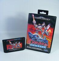 CYBORG JUSTICE für Sega Mega Drive MD Spiel Modul mit OVP ohne Anleitung