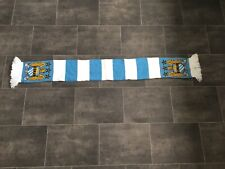 MANCHESTER CITY FOOTBALL SCARF
