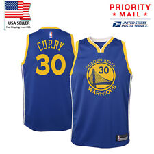 Great Quality Mens Golden State Warriors Stephen Curry Blue Replica Road Jersey