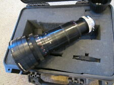 ANGENIEUX ZOOM fast 3.2! 25-250MM LENS PL MOUNT ARRIFLEX ARRI 35MM MOVIE CAMERA