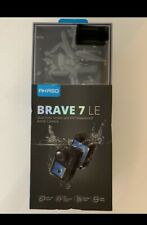 AKASO Brave 7 LE 4K 30FPS 20MP WiFi Action Camera w/ Touch Screen  New