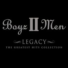 BOYZ II TO 2 MEN: LEGACY GREATEST HITS CD THE VERY BEST OF (END OF THE ROAD) NEW