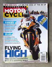 Motorcycle News AMCN Aug 2005 DAYTONA 955i FJR 1300 TDM 900 DEAUVILLE M50 T-MAX