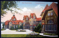 Germany~1900's Bad Oeynhausen ~ Thermal-Badehaus II