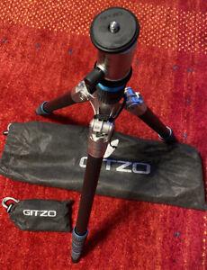 Gitzo GT1541OT- GH1281OT Stativ - Carbon