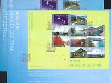 China Hong Kong 2019 FDC Maclehose Trail stamp set Mountain