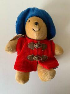 PADDINGTON BEAR Small 22cms Teddy Bear Eden Toys