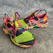 Asics Gel Noosa Tri 8 Womens Sz 7.5 Multi Color Athletic  Running Shoes Sneakers