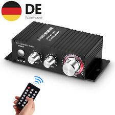 Mini Stereo Auto Heim-Audio Verstärker Home Car Power Amplifier USB Music Player