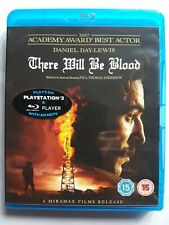 Blue ray dvd,  There will be blood