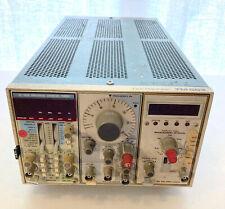 Tektronix Tm503 Mainframe Dc 503a Universal Counter Timer Fg 503 Dc 501100mhz