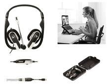 Logitech Premium Notebook Headset vs complete set in travel case