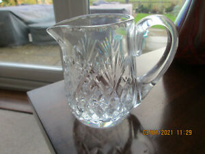 ROYAL BRIERLEY CRYSTAL JUG