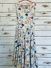 Dot Dot Smile Twirl Dress Size 8/10 Worn Once Floral Tank Dress
