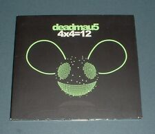 DEADMAU5 4x4=12 MAU5TRAP VIRGIN 2010 CD