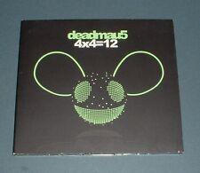 DEADMAU5 4x4=12 MAU5TRAP VIRGIN 2010 CD