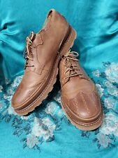 Sorel Oil Tanned LeatherWingtips  Mens Casual Shoe US Size 11 Oxford