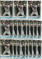 2019 Topps Update Willson Contreras (19) Card All-Star Lot #US87 Chicago Cubs