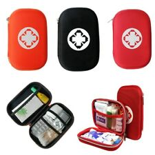 Portable Emergency Medicine Bag First Aid Kit Home Car Outdoor Hiking Survival
