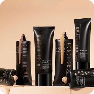 Bobbi Brown Skin Long Wear Fluid Powder Foundation 1.4 fl oz SPF 20 CHOOSE SHADE