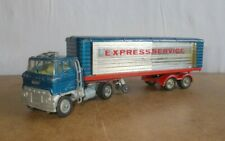 CORGI MAJOR TOYS 1137 FORD TILT CAB H SERIES WITH EXPRESS SERVICE TRAILER - 60s