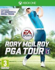 Rory McIlroy PGA Tour (Microsoft Xbox One, 2015)