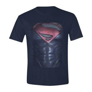 Superman Costume T-Shirt Official Merchandise Kids OVP & Neu