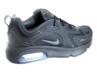 Nike Air Max 200 Shoes Trainers Uk Size  3 - 6   AT5627 001  Black