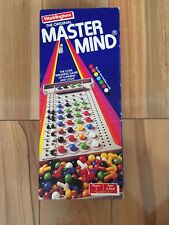 THE ORIGINAL MASTERMIND VINTAGE 1984 STRATEGY GAME BY WADDINGTON'S BOXED