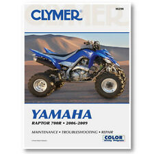 CLYMER 2006-2009 RAPTOR 700R YAMAHA M290 MANUAL 700