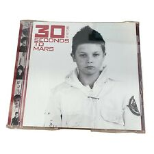 30 Seconds To Mars - 30 Seconds To Mars CD Very Good Jarred Leto