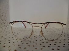 Studio Metallic 76SL Multi Vintage 80's Womens Eyeglasses  (TF13 @