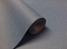 ***BARGAIN***  Blue Blown Vinyl Wallpaper  ++only £6.99 inc P&P++