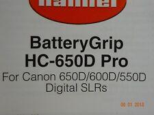 aa battery holder insert hc 550D 600D 650D 700D Holder Replacement hannel  spare