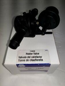 NAPA Heater Control Valve 74858 HVAC, fits Ford E-150 Econoline, 660-1865, New