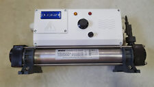 Elecro Analog Electric Pool Heater 5.5kW - Stainless Steel