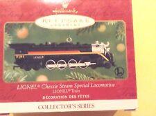 Hallmark 2001 -  Lionel - Chessie Steam Special Locomotive  -  B028-6