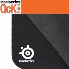 [Steelseries] Qck Mini Gaming Mouse Pad, Mice Mat, Black - Bulk Package