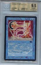 MTG Antiquities Transmute Artifact BGS 9.5 Gem Mint Magic WOTC 2997