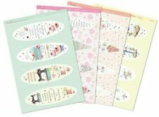 Hunkydory Window to the Heart Bookmark Toppers Kit NEW