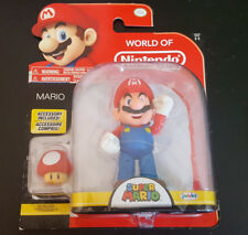 World of Nintendo Mario Figure Series 1-1 Brand New
