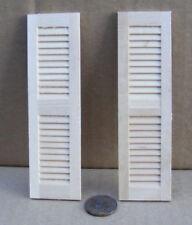 Case di bambole e miniature legno fatto a mano , Scala 1:2